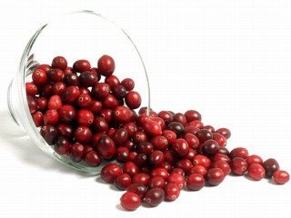 bowl-of-cranberries